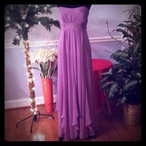 Dress-evening gown